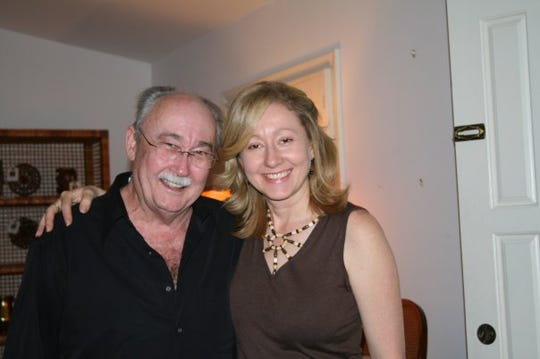 Dick Puckett and Kelly Dozier