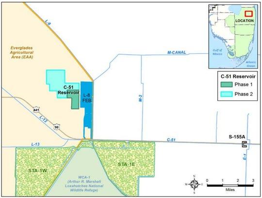 C-51 Map