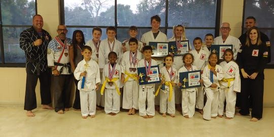 LaSala's Dojo had a solid showing Feb. 9 at the Starcade International Karate Championship in Ft Lauderdale.