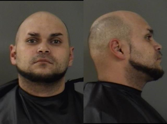 Heriberto Gamez, 31, of Fellsmere, was arrested Wednesday after deputies served a search warrant on his home. Human remains were found in his backyard.