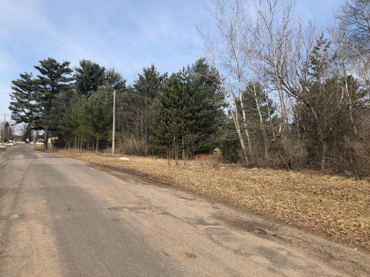 The new water treatment plant will be built at 700 Bugbee Ave. on Wausau's west side. The property is already home to five of Wausau's six water wells.