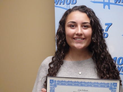 Lakeland girls lacrosse's Emily Kness is the Con Edison Athlete of the Week