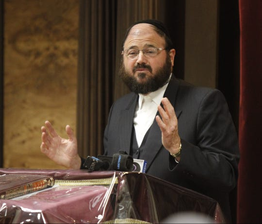 """I cannot understand how anyone can reach the conclusion that it's forbidden to vaccinate because of Jewish law. Quite to the contrary I think Jewish law mandates that we should get vaccinated.Maintaining one's health is paramount in Jewish law,"" Rabbi Yakov Horowitz said."