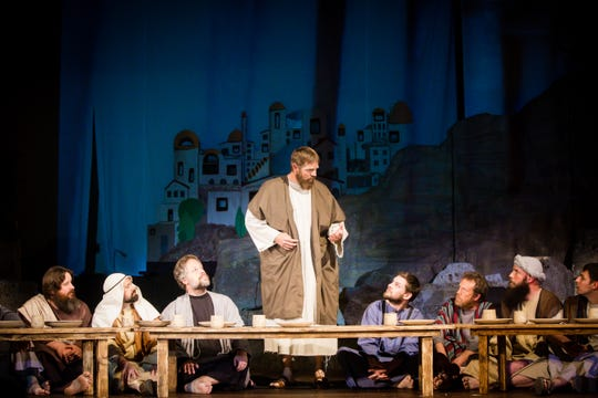 Each year, more than 150 people volunteer to bring the Easter story to life through dramatic reenactment and music at Faith Baptist.  The presentation will be at 7 p.m. April 19, 7 p.m. April 20 and 10:30 a.m. April 21 at the church, 3001 Southwest Pkwy.