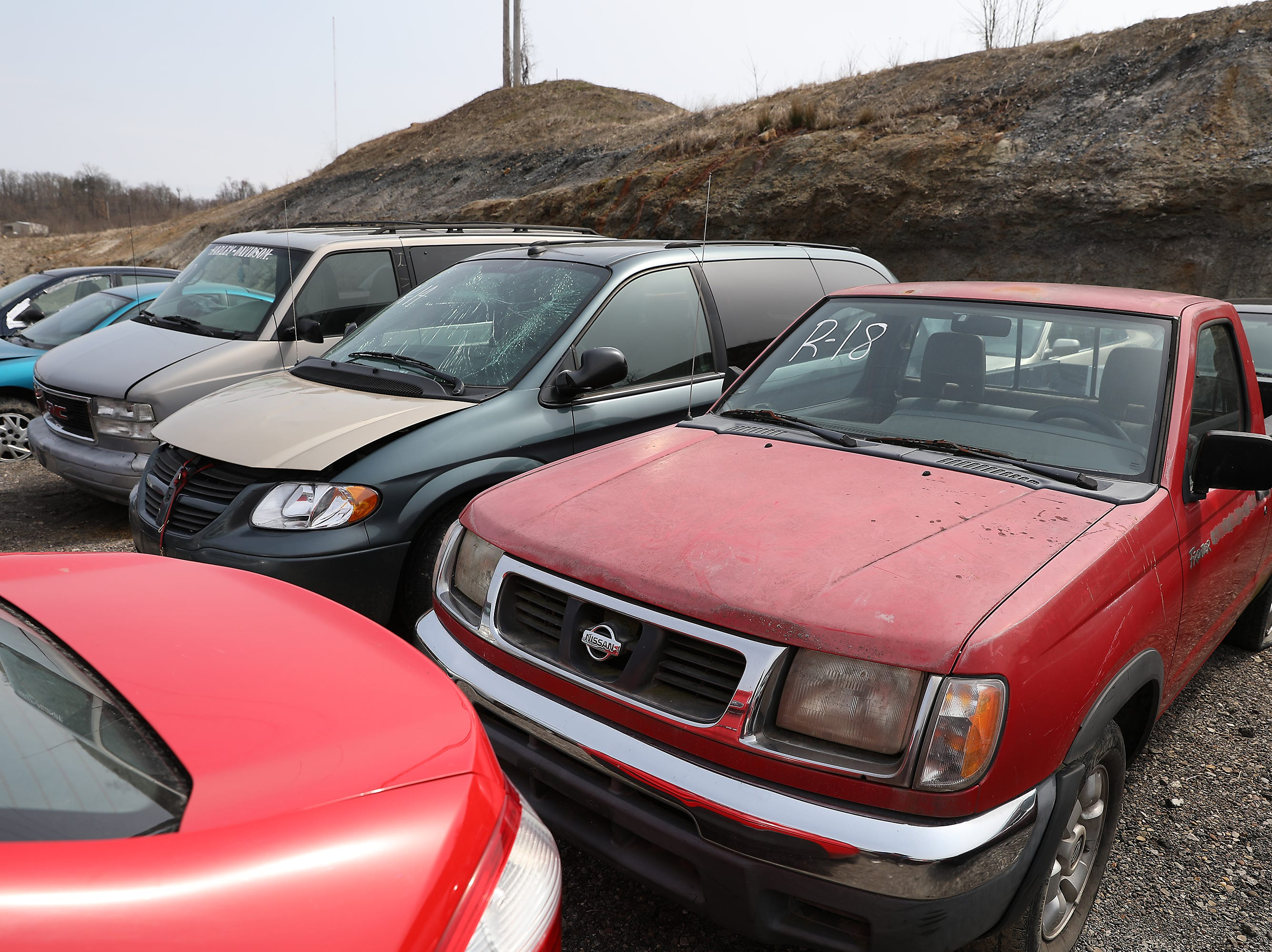 The Muskingum County Sheriff's Office is holding an auto auction on Saturday, April 6, starting at 10 a.m. The auction will be held at the office's evidence building at 1470 Adamsville Road in Zanesville. A variety of vehicles in a variety of conditions are up for auction.