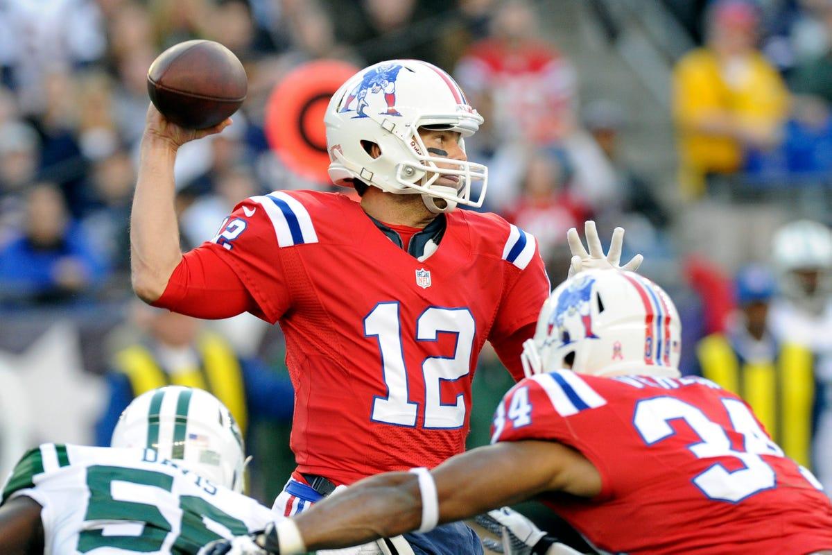0b3d5f75 NFL uniforms: 13 teams that should consider a change after Jets