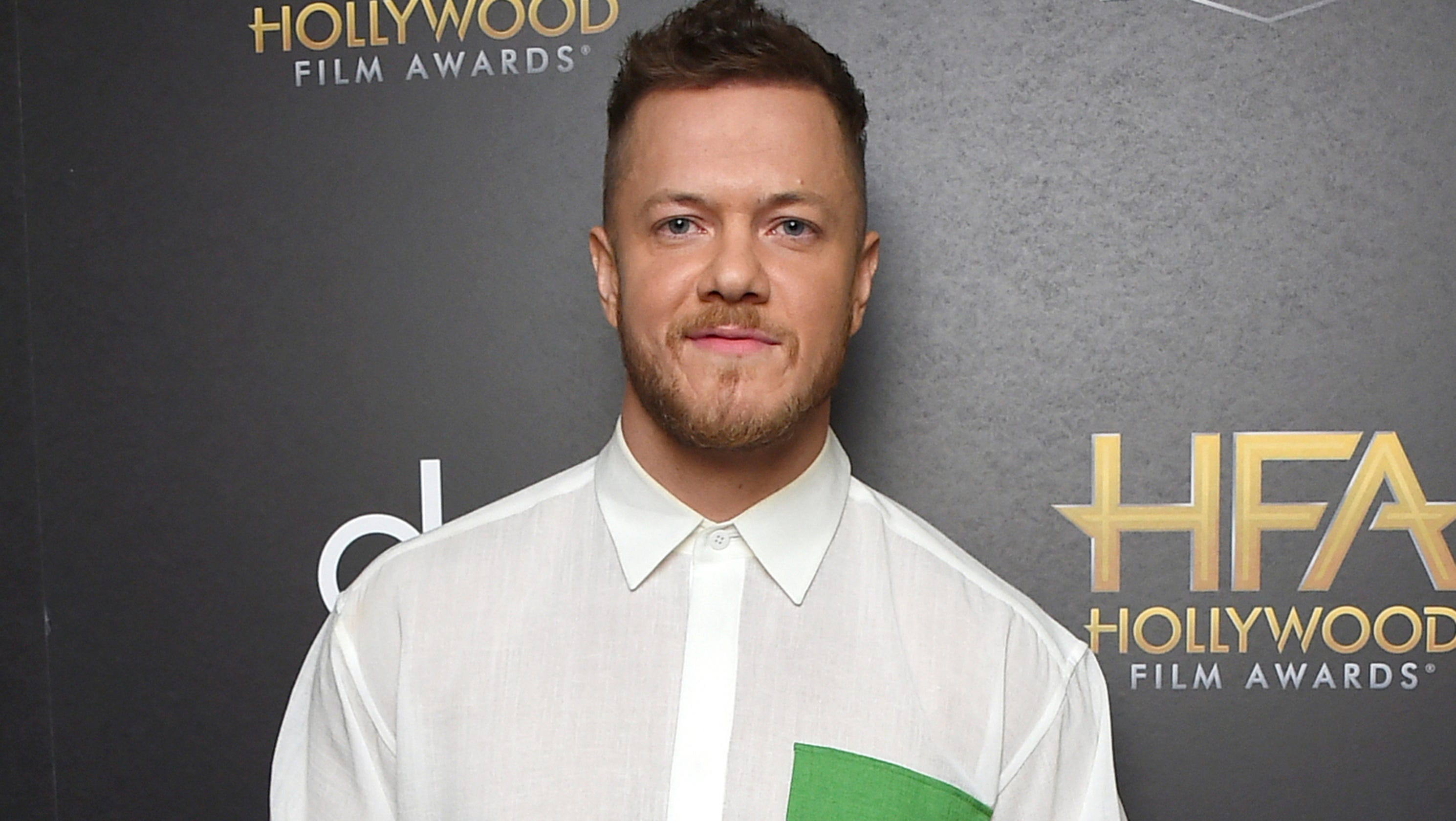 Imagine Dragons' Dan Reynolds expecting baby boy with Aja Volkman after 'rebuilding' marriage