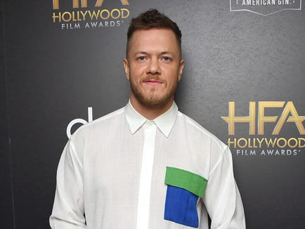 Dan Reynolds and wife Aja Volkman share three girls and are expecting a baby boy in October.