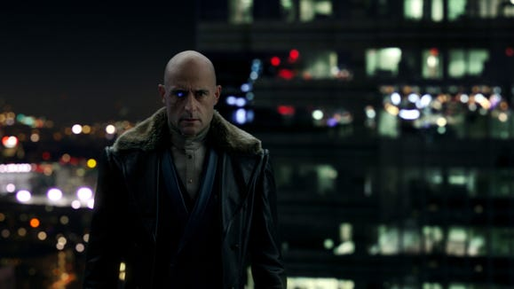 """Dr. Thaddeus Sivana (Mark Strong) is defeated in """"Shazam!"""" but perhaps has a new ally in future movies."""