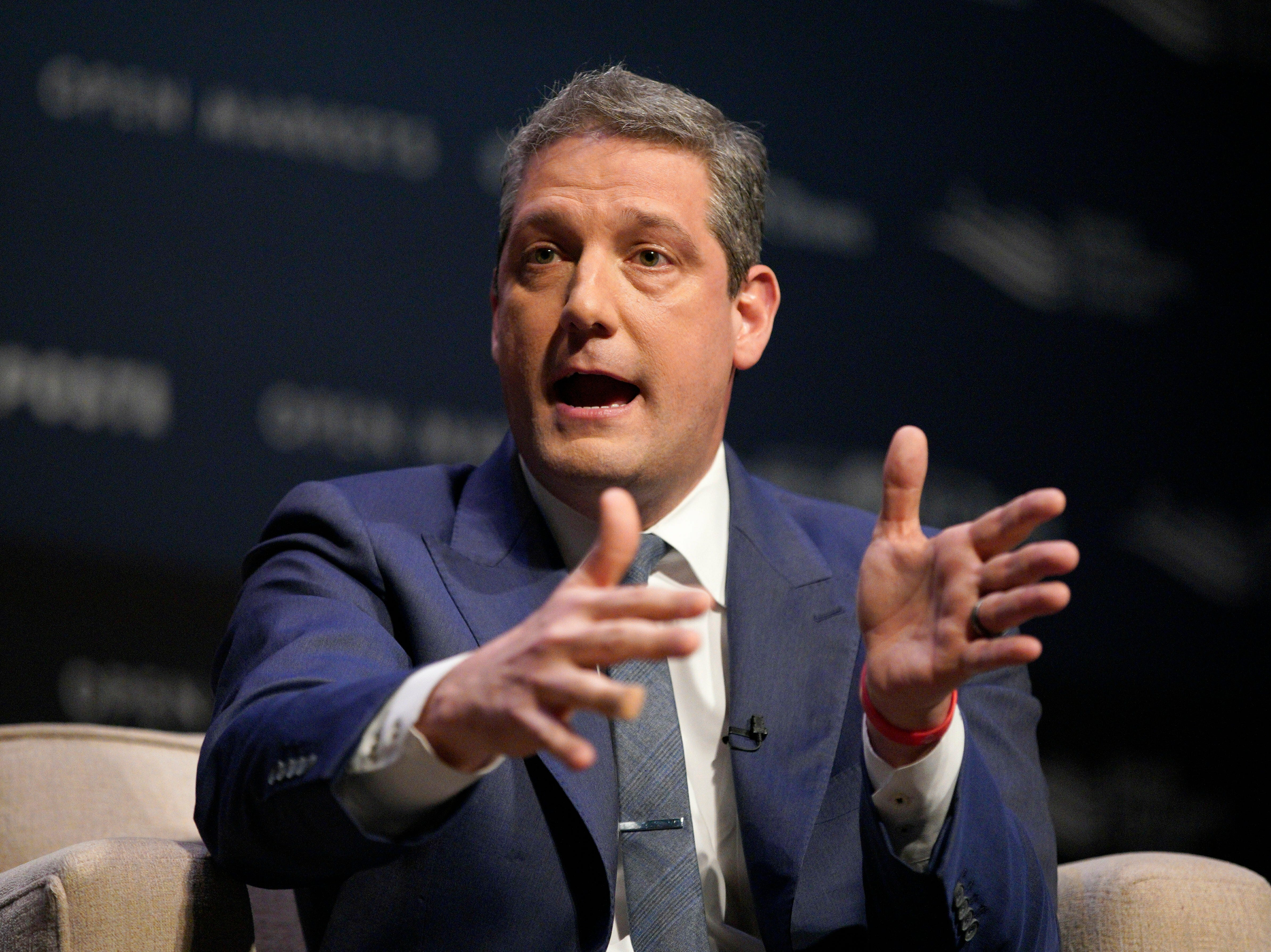 Rep. Tim Ryan, D-Ohio, announced that he is running for president on Thursday, April 4, 2019.