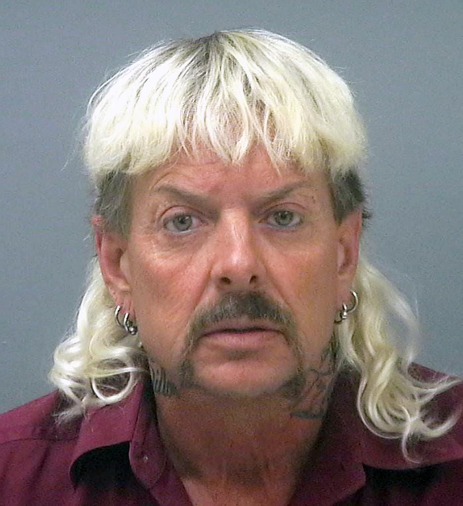 Zookeeper called Joe Exotic sentenced to 22 years for hiring hitman to kill rival