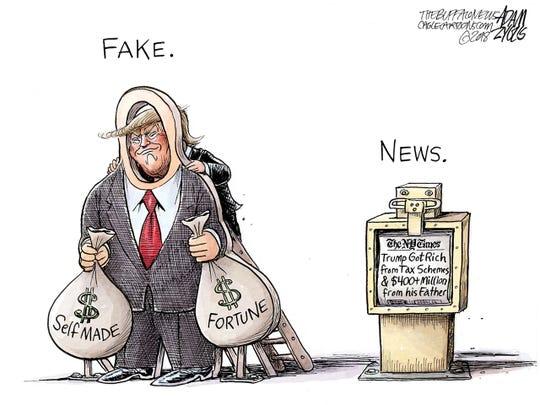Trump finances