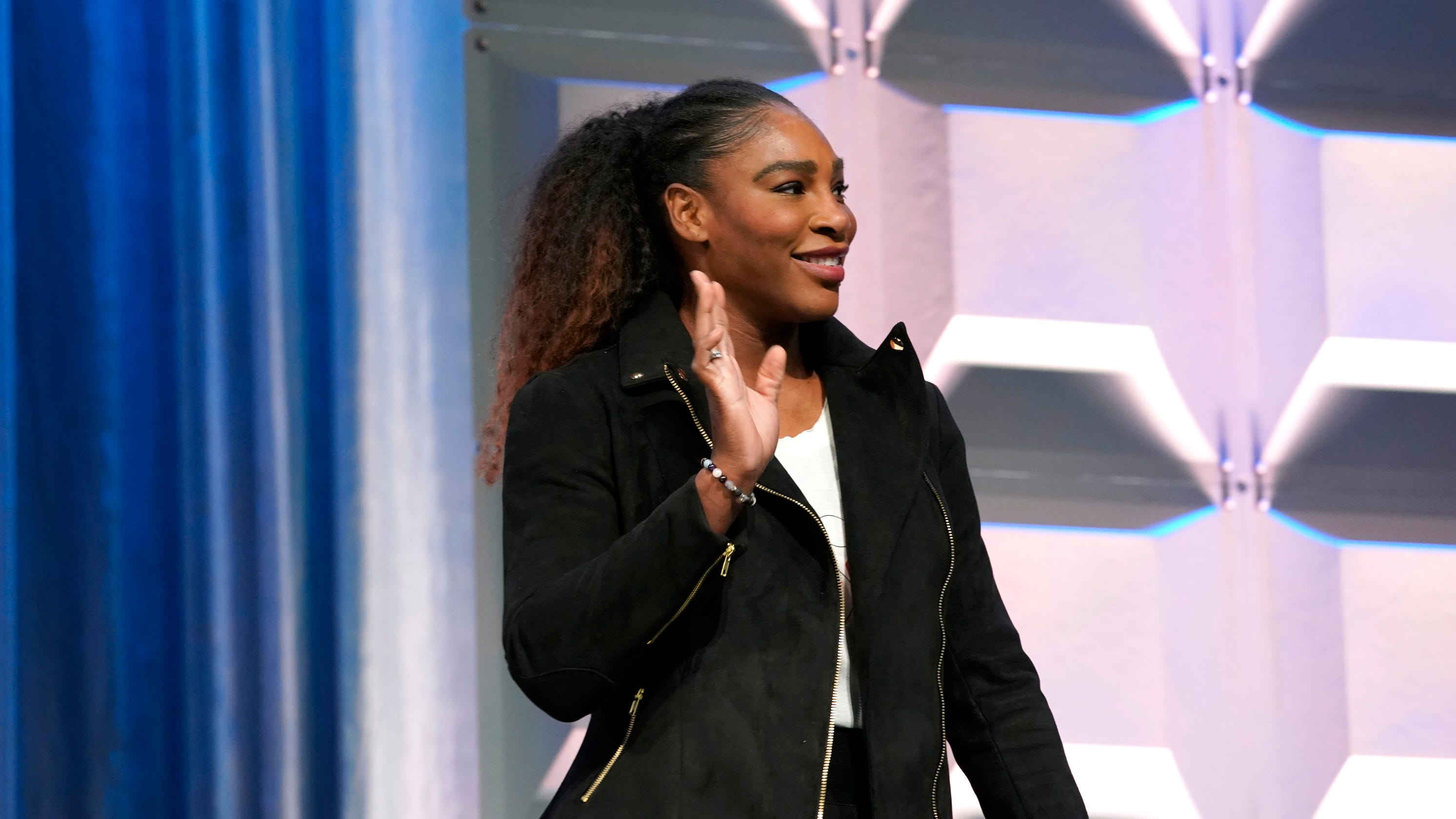 Serena Williams has the best response to her daughter being a 'wild child'