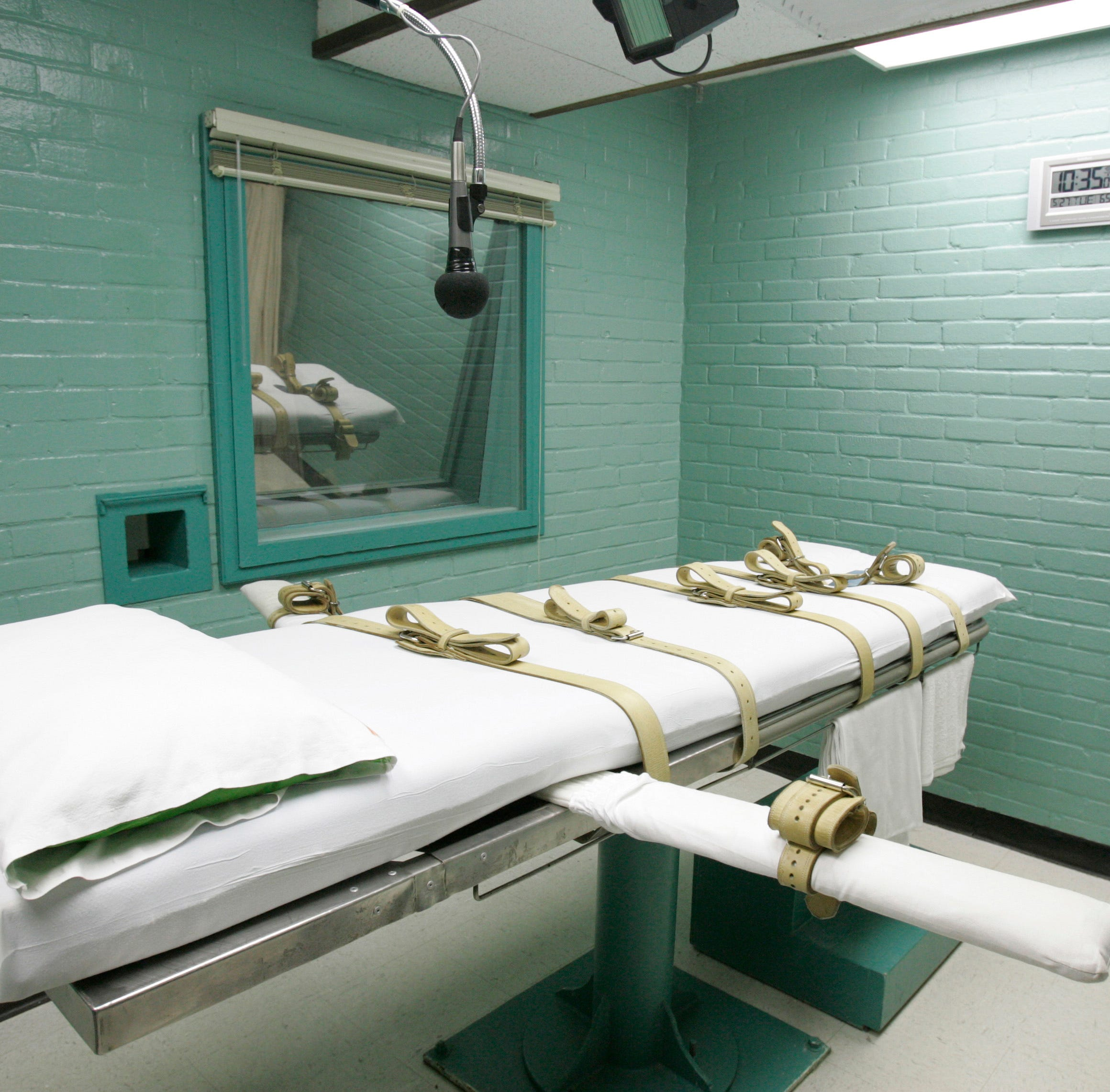 Letters: Don't ban the death penalty, kill the people on death row now