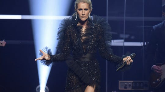 Céline Dion says goodbye after 16 years in Las Vegas; debuts new song