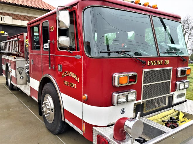 The Alexandria Fire Department is purchasing two medical SUVs, so more expensive trucks don't have to accumulate wear and tear from going out on routine medical calls.