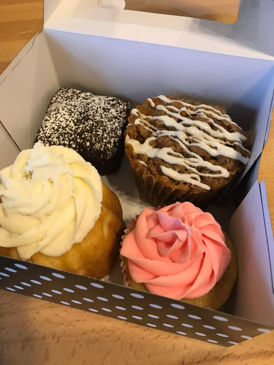 Mudd Creek Bake House, a dedicated gluten-free bakery counter, opened this week inside Uncommon Grounds in Grand Chute.