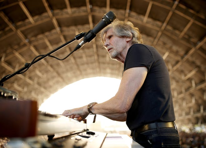 Rod Argent of the Zombies performs at the 2017 Stagecoach California's Country Music Festival at the Empire Polo Club. The Zombies will play Waterfest in Oshkosh this summer.
