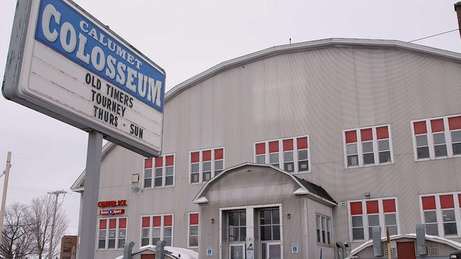 The Calumet Colosseum will host an NHL preseason game, likely later this year.