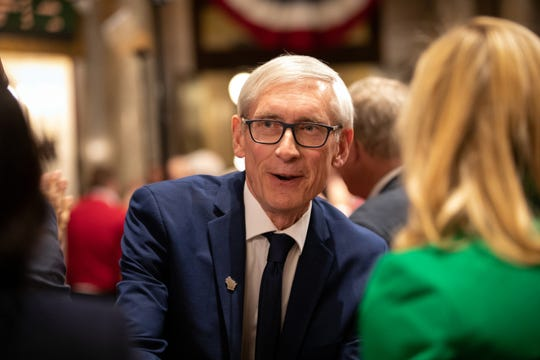 Wisconsin Gov. Tony Evers has proposed decriminalizing possession of small amounts of marijuana, legalizing cannabis for medical uses and expungement for past marijuana possession convictions.