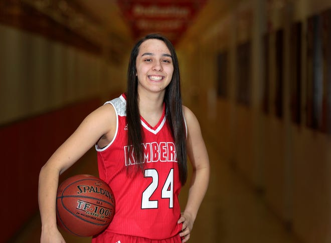 Kimberly's Shea Dechant is the Post-Crescent girls basketball player of the year.