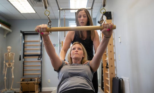 Former Saint John Vianney Softball standout pitcher Jen Retzer suffered serious brain injury about two years ago in a skiing accident. Waking from an eight week coma, Retzer didn't  remember the accident nor the few years just prior to it. Her life is now is working full time to recover and reaching the point where she can again be fully independent.