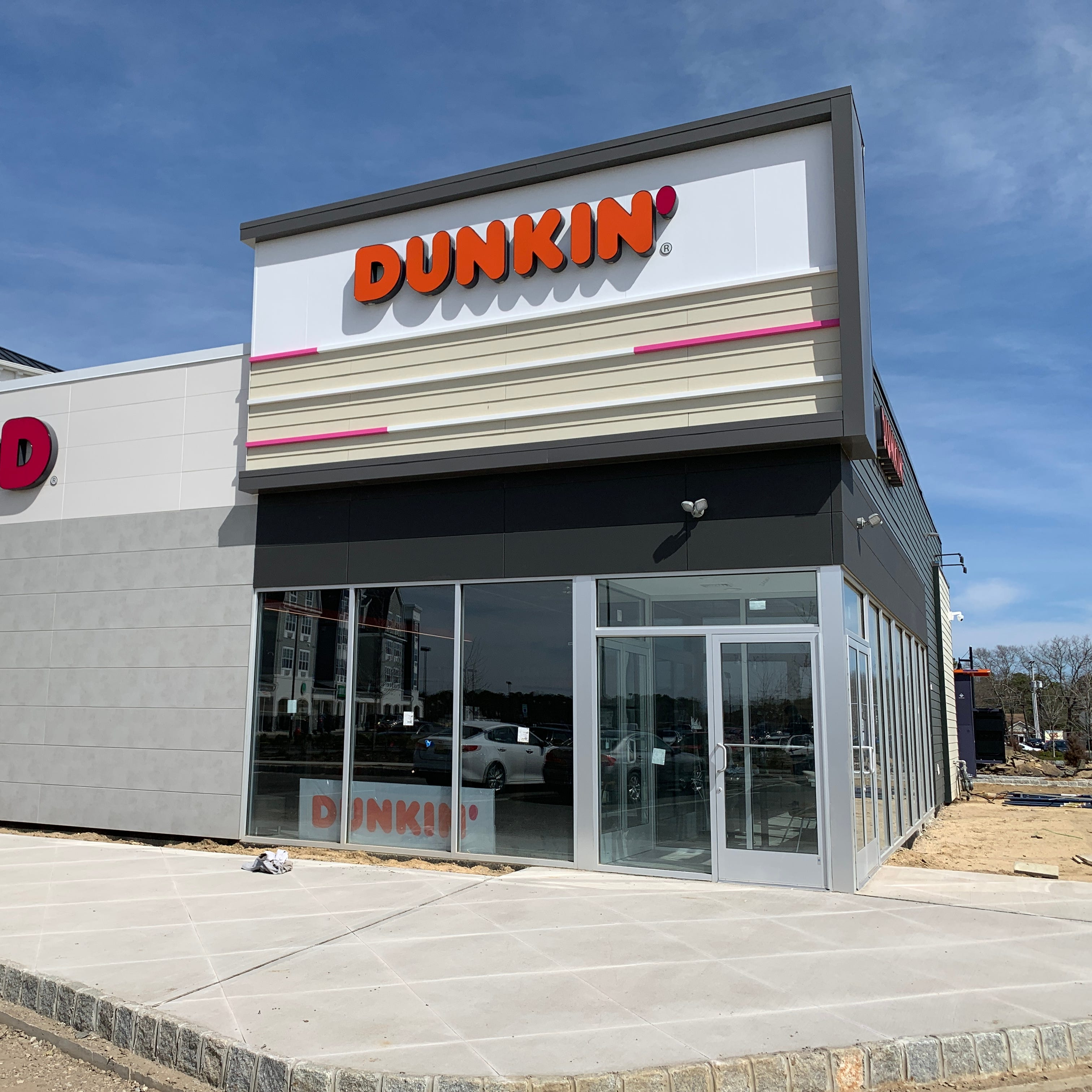 Dunkin' in Barnegat shows brand new look for coffee, doughnut chain
