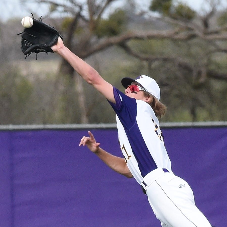 Abilene Wylie baseball snags win against No. 7 Aledo to take District 4-5A series