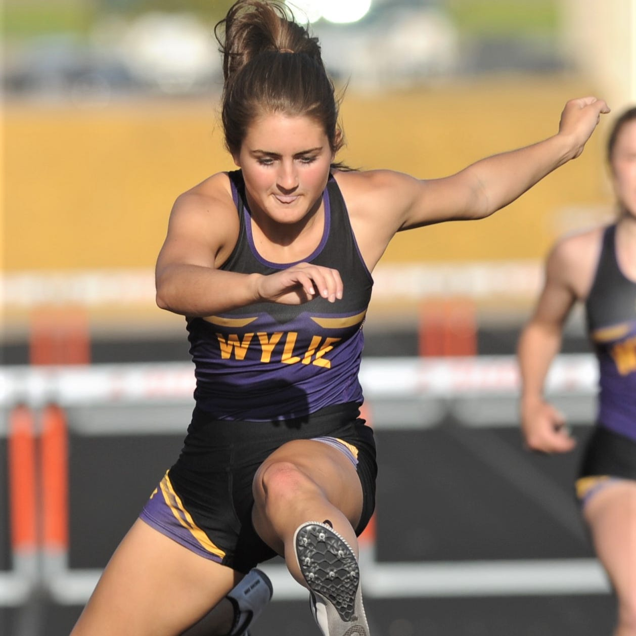 Wylie girls win District 4-5A track title; Abilene Cooper boys take second