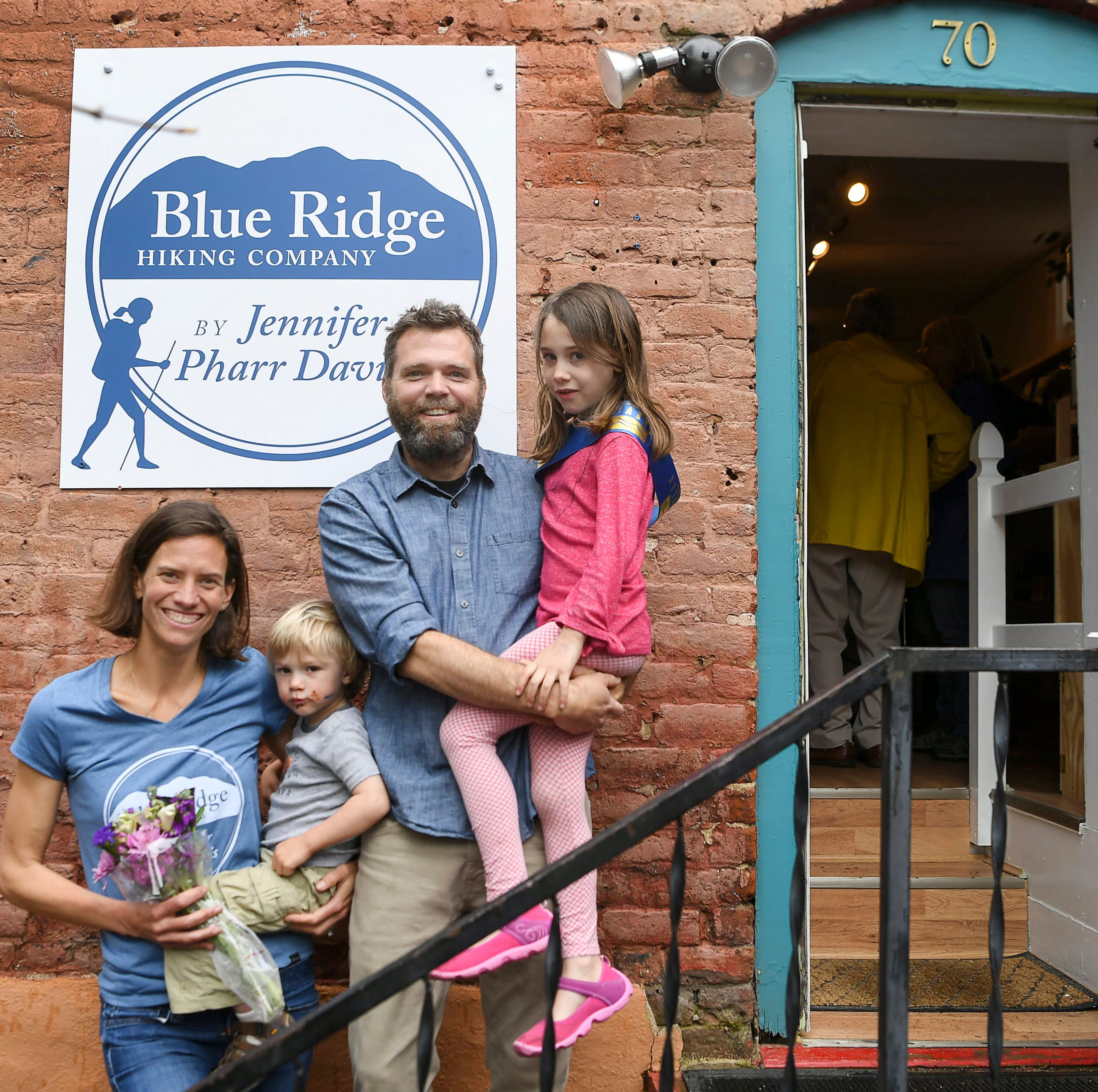 Blue Ridge Hiking Co. outdoor outfitter shop opens in downtown Asheville