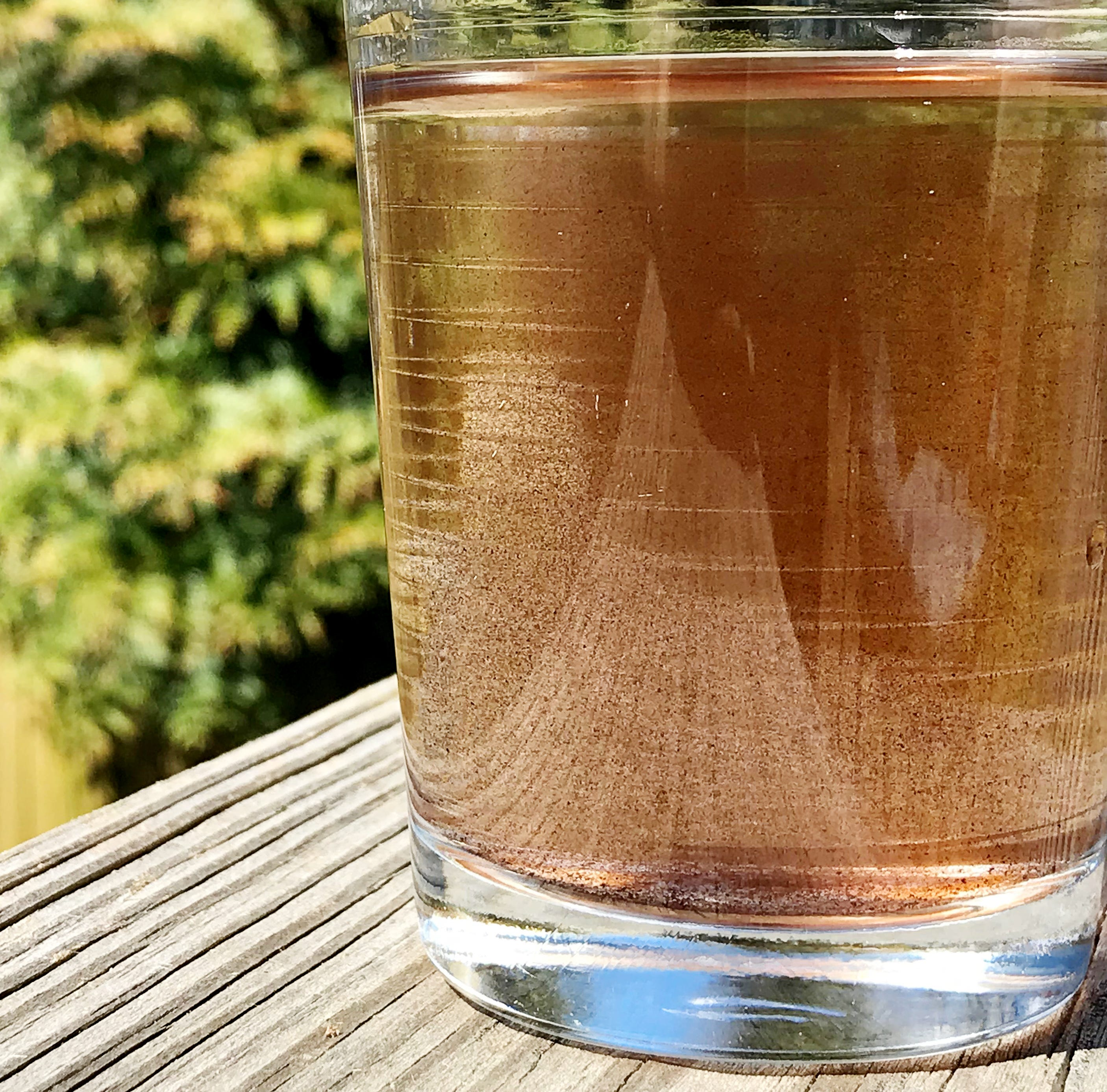 East West Asheville residents complain about brown water. Here's why they got no warning.