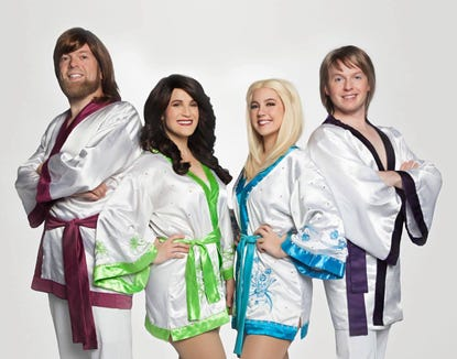 AbbaFab bring their ABBA tribute to the Suquamish Clearwater Casino Resort Aug. 22.