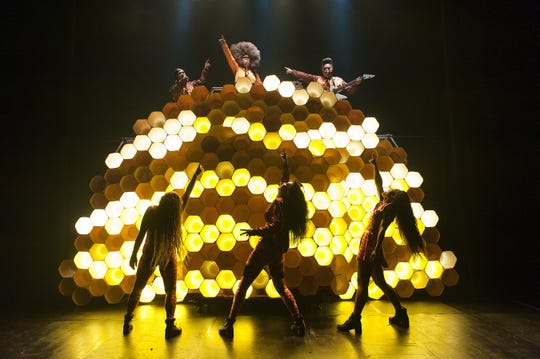 Hot Brown Honey takes over the Flynn Center stage April 26.