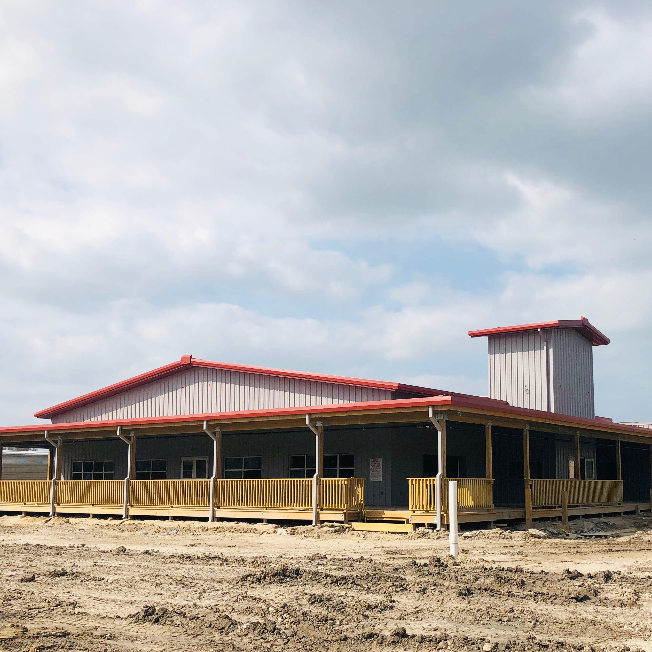 Brewster Street Ice House in Corpus Christi's Southside plans to open in June