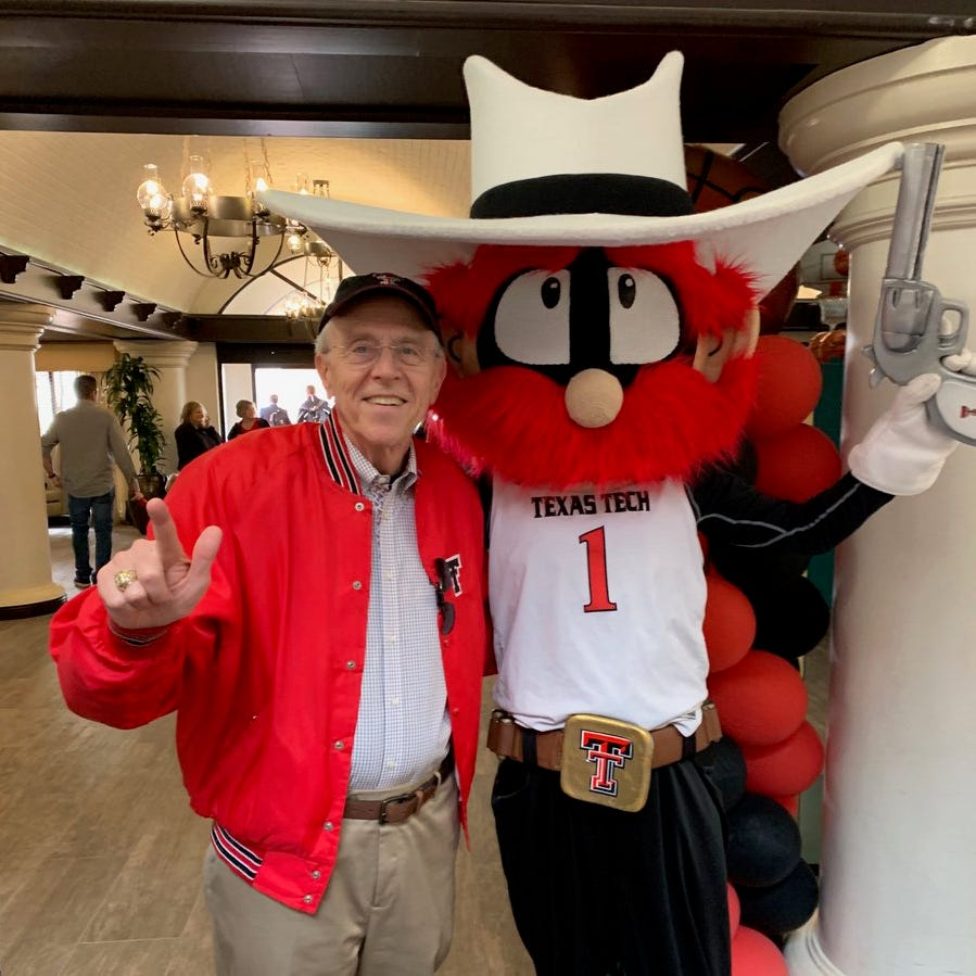 Former chancellor Kent Hance and grandson have unique Final Four journey at Texas Tech