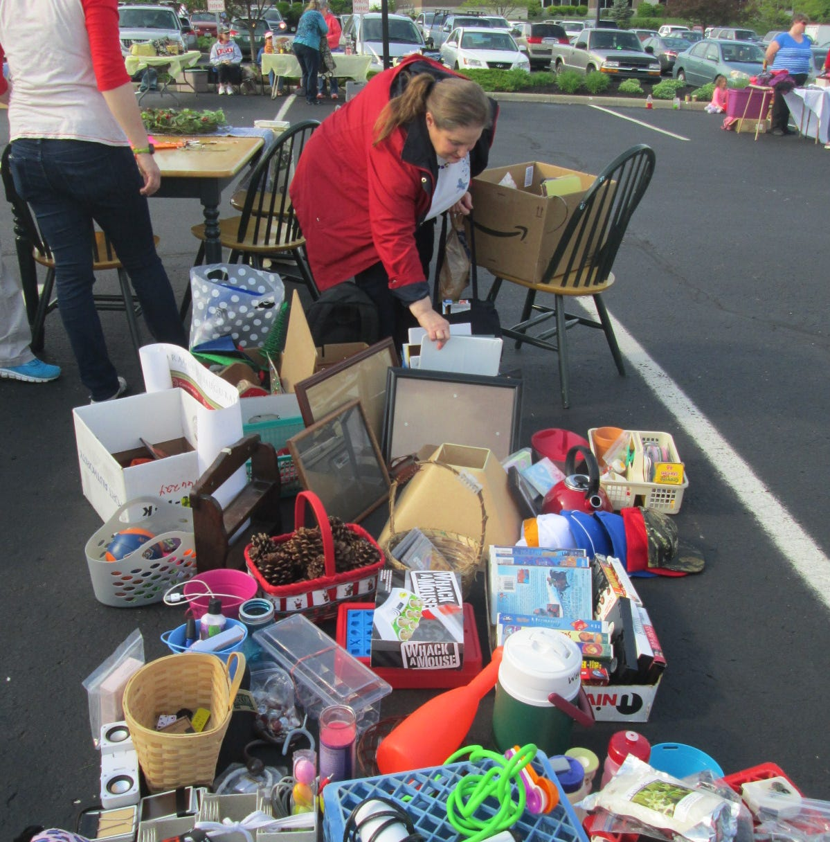 Anderson Center Station Garage Sale set for May 4
