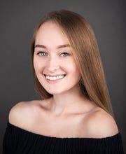 The College Board has awarded Milford High School senior Jenna Bellonby a perfect score on her studio art portfolio.