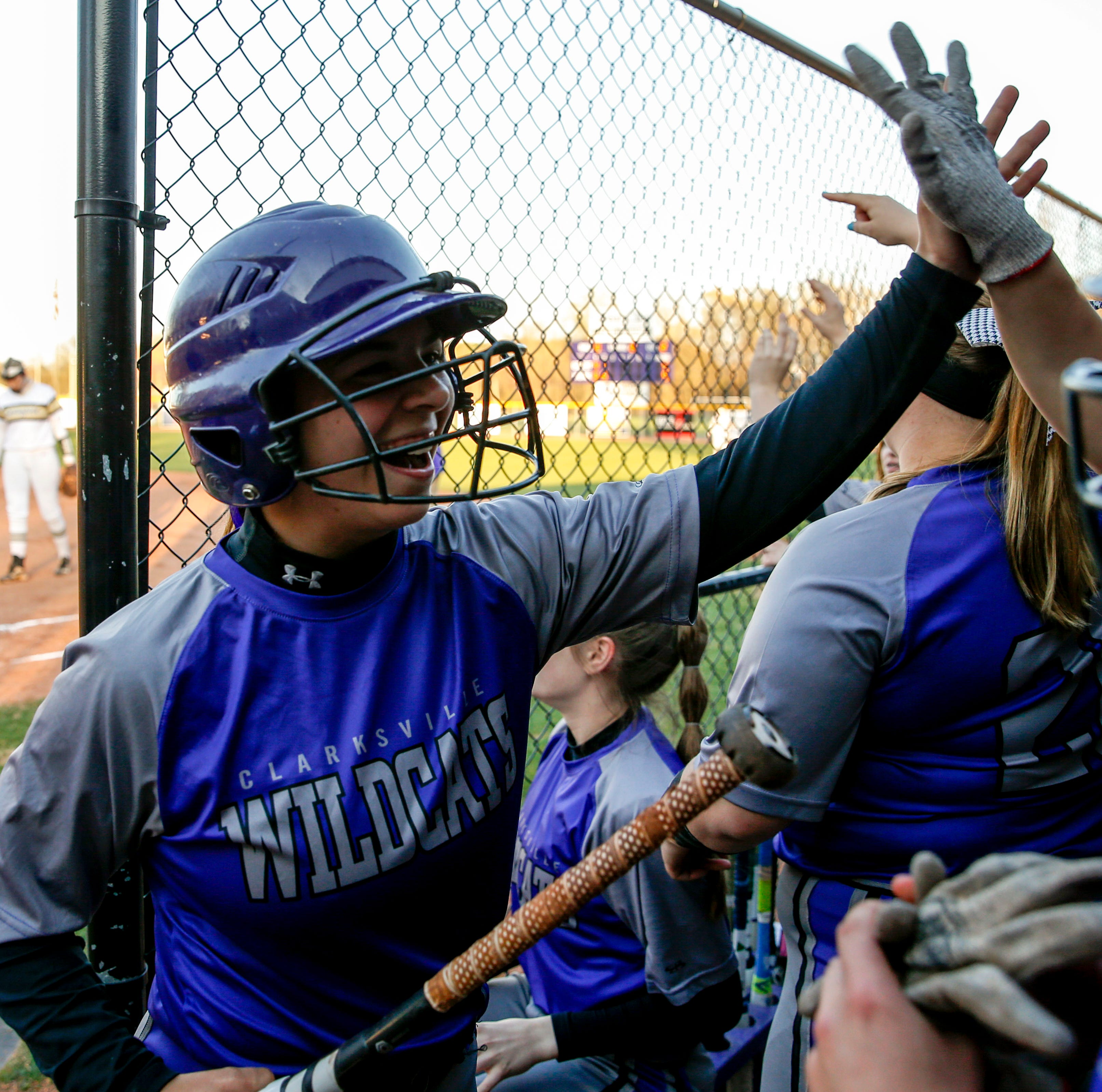 Clarksville comes into district softball tournament with momentum, national ranking