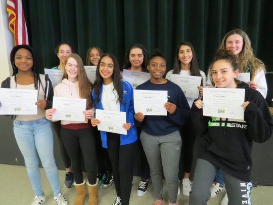 Wardlaw+Hartridge sophomores attend Young Women's Conference