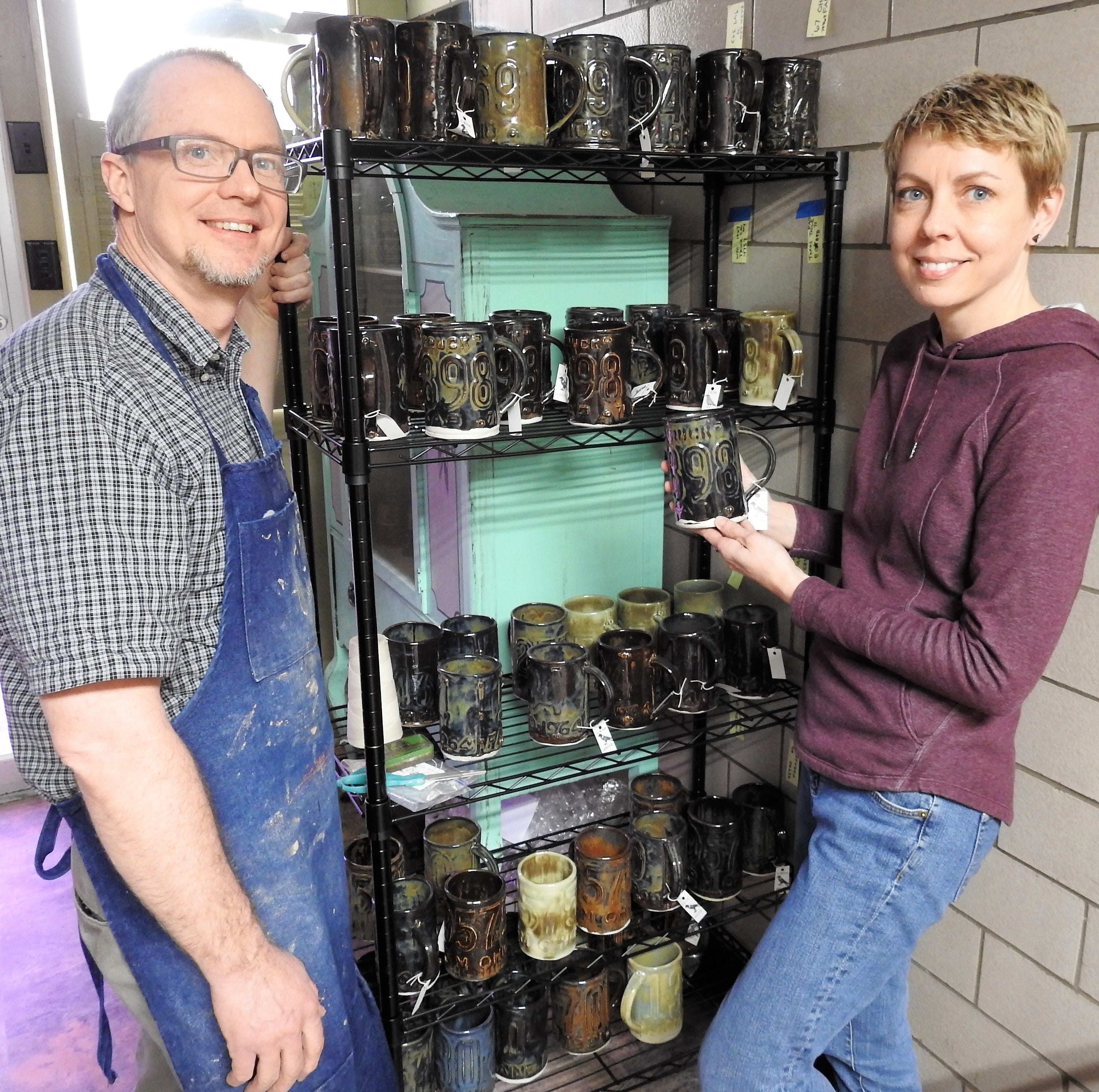 License to craft: Millers open Crow House Pottery
