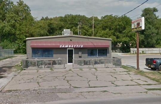 Sambetti's at 1430 2nd Avenue.
