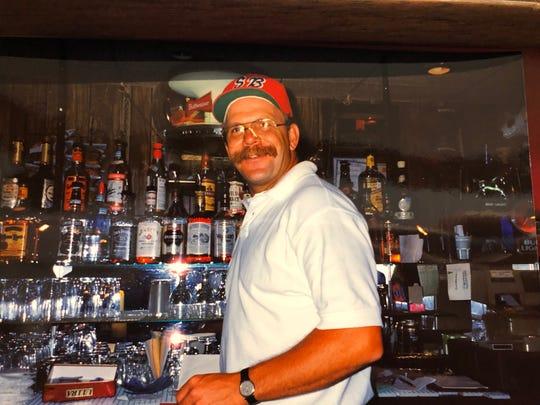 Paul Strome at Sambetti's.