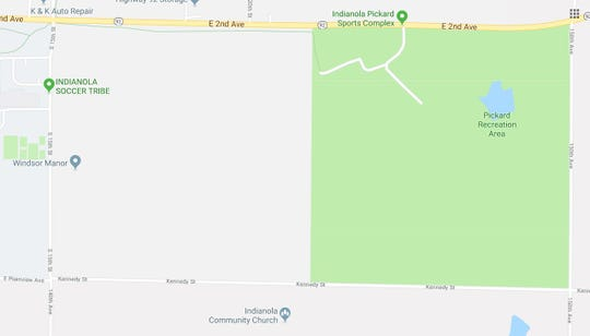 Indianola is renaming two streets bordering Pickard Park to better access the park campgrounds and align with city street naming guidelines.