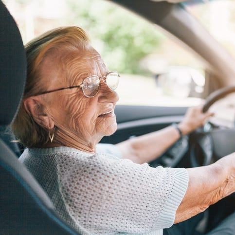 Older mother drives, but never arrives