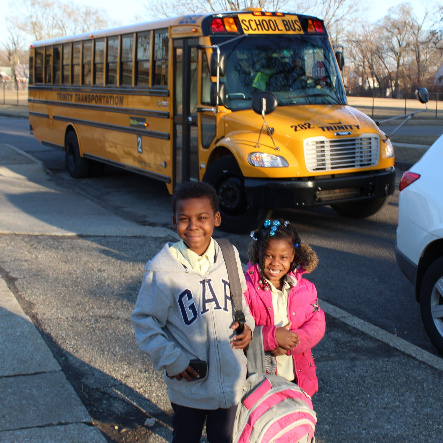 Duggan launched a bus route to draw students back to Detroit schools. Is it working?