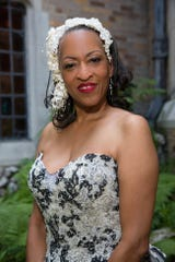 Sgt. Eren Stephens married Free Press reporter Bill Laitner in 2015.  A recently retired spokeswoman for Detroit Police, she died Monday from complications of MS.