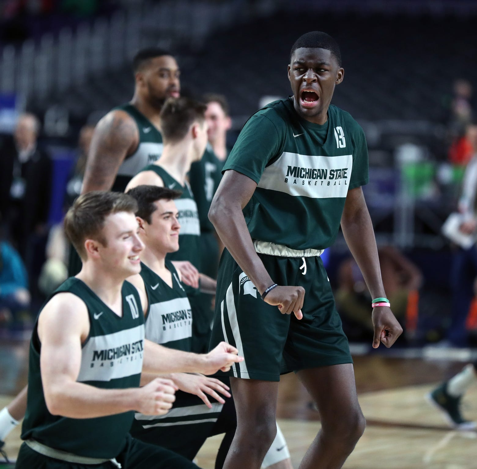 Michigan State's Gabe Brown carries father's spirit into Final Four
