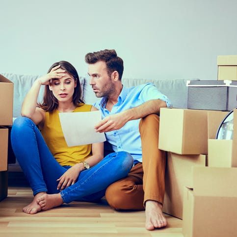 Engaged couple's relationship is in escrow