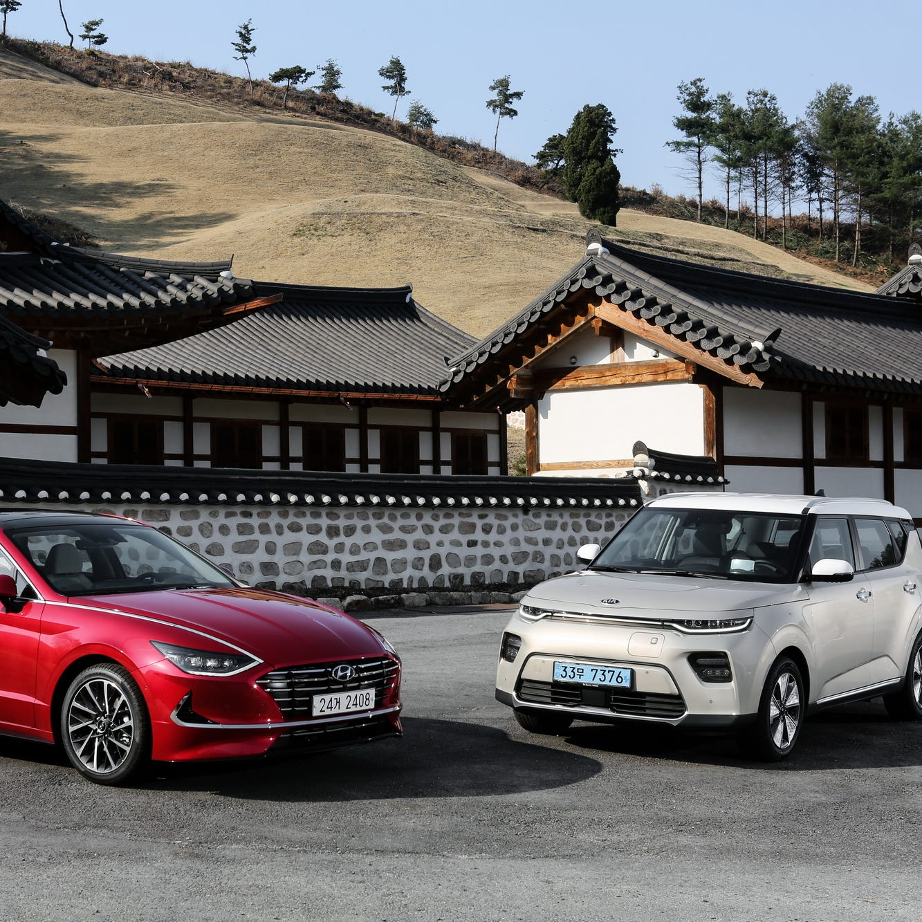 Evoque, Sonata and Soul EV all impress in first drives