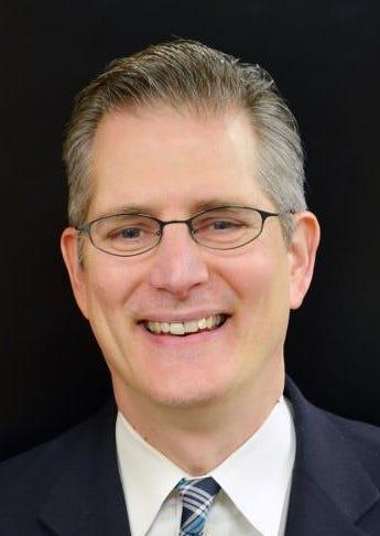 Wayne RESA Superintendent Randy Liepa